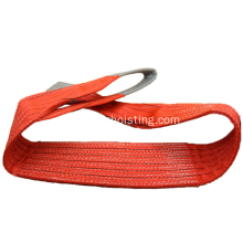 Bottom price for Polyester Round Sling 5T polyester webbing sling lifting belt supply to France Factory